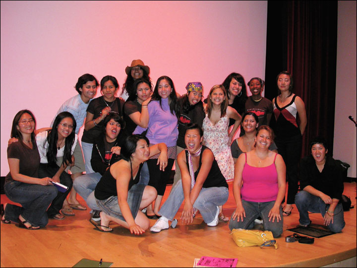 Women Of color Revolutionary Dialogues 2007
